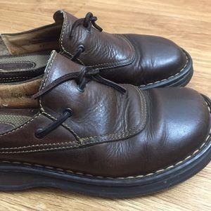 Born Clogs Genuine Leather